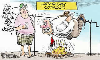 Strips Not So Funny Bad Labor Market Humor And More Amusing Labor Day