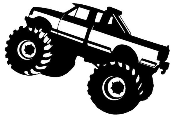 Truck Clipart Top View   Clipart Panda   Free Clipart Images