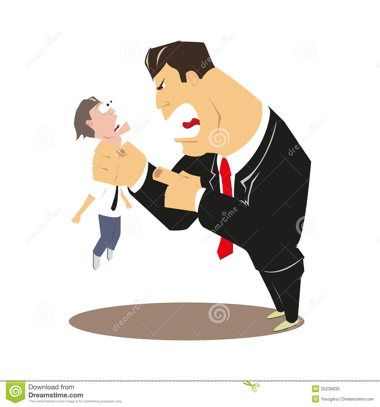 angry manager clipart - photo #27