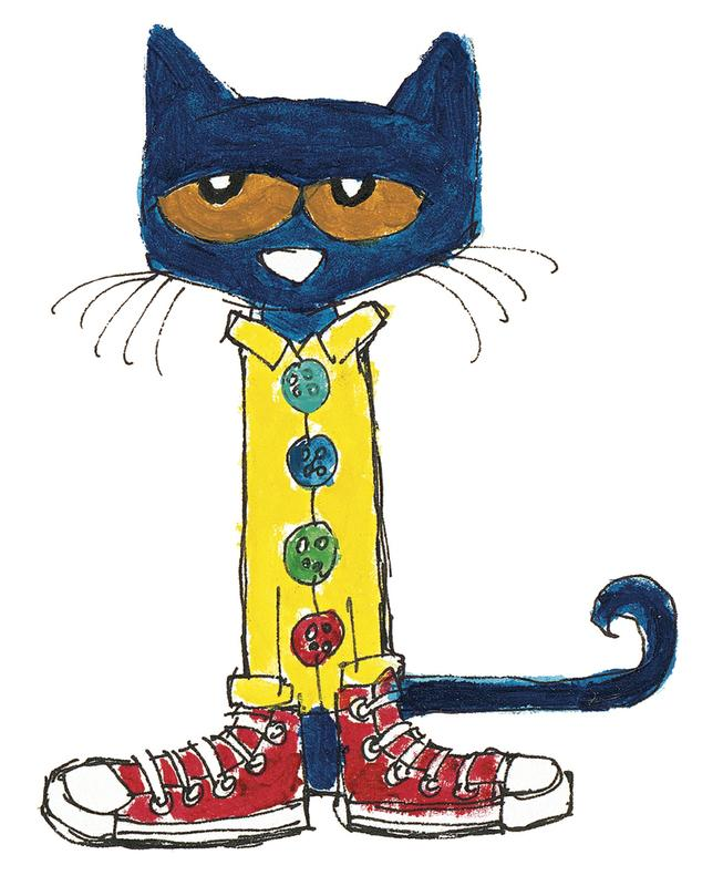 Days Of School Bulletin Board Set Featuring Pete The Cat   Ep 2384