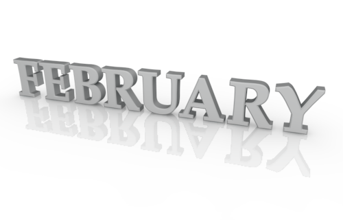 February Word Art | galleryhip.com - The Hippest Galleries!