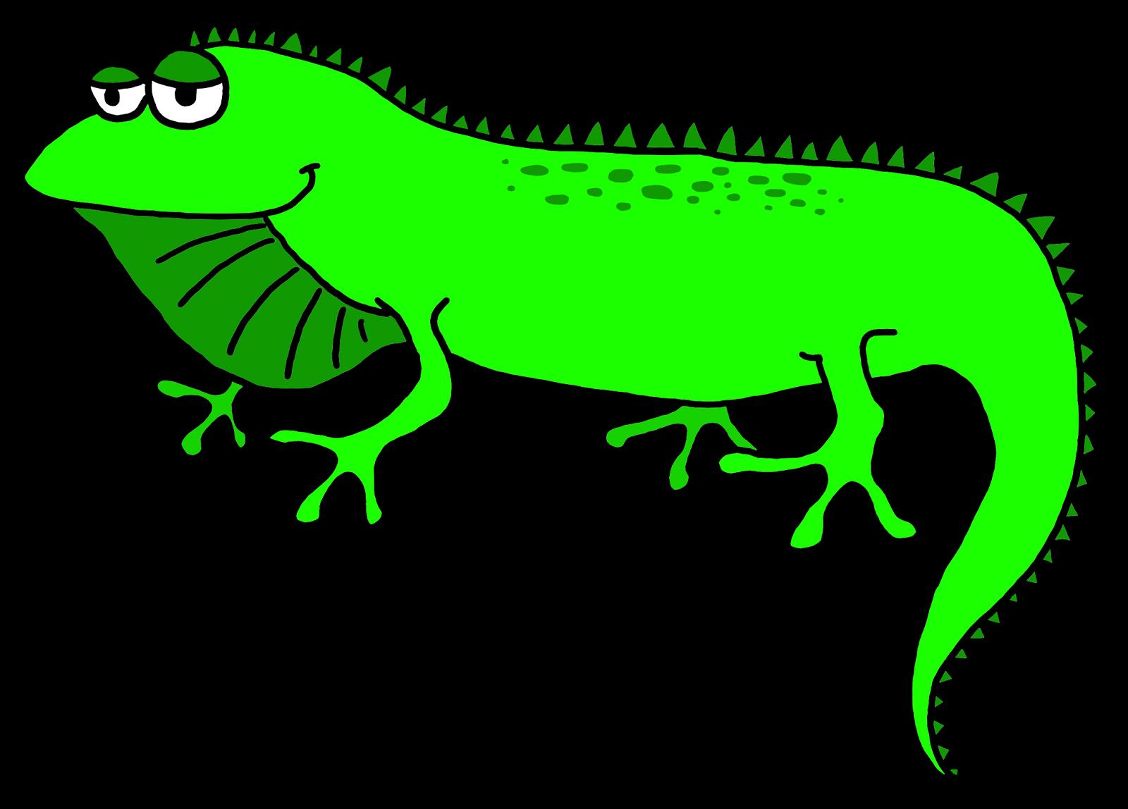 Iguana Clip Art