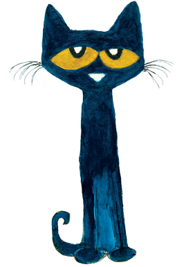 Memorial Library News  Pete The Cat Saves Christmas By Eric Litwin