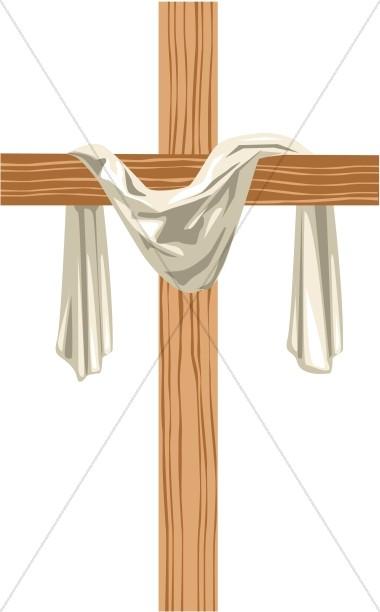 Wooden Cross Clipart - Clipart Suggest