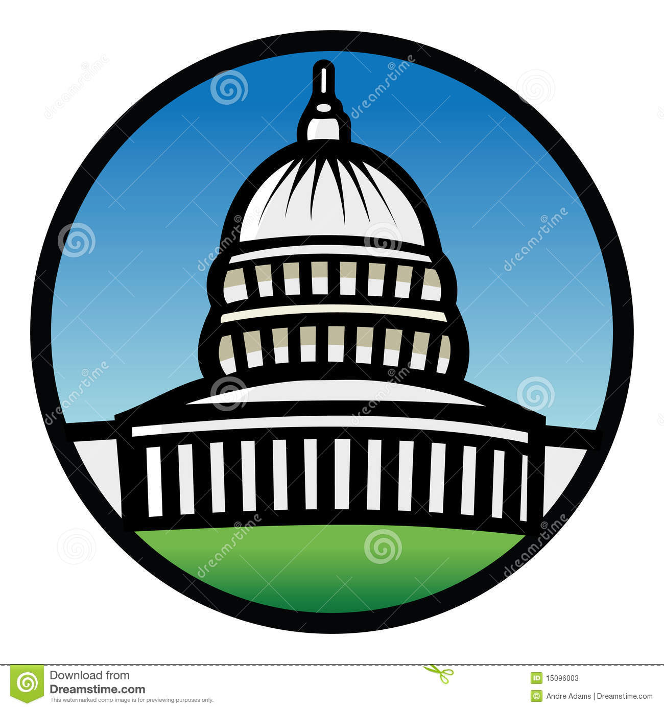 Displaying 19  Images For   Congress Building Clip Art