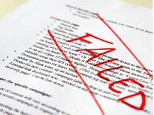 failing essays Free essays on essays on fail exams get help with your writing 1 through 30.