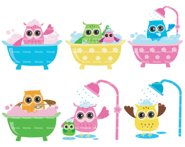 baby shower owl clipart clip art baby shower clipart owl by werata