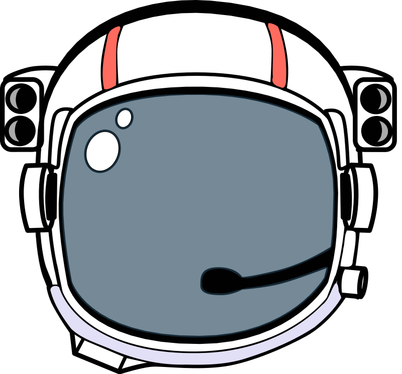Free To Use   Public Domain Astronaut Clip Art