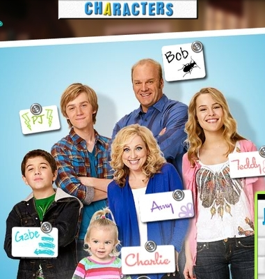 Good Luck Charlie Clipart - Clipart Suggest