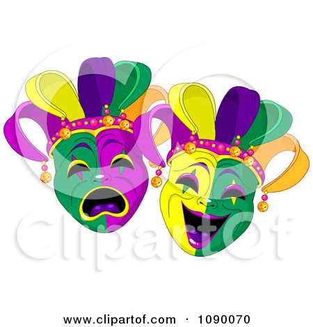 Royalty Free Stock Illustrations Of Face Masks By Pushkin Page 1