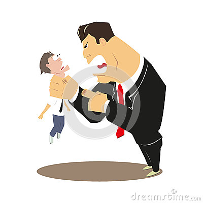 angry manager clipart - photo #29