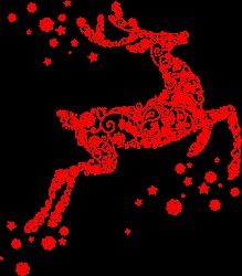 Clipart   Reindeer   Silhouette Cameo   Pinterest