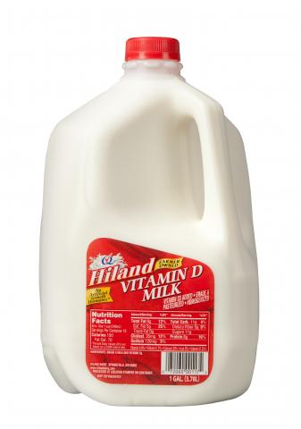 Gallon Milk Brands Hiland Vit D Milk Gallon