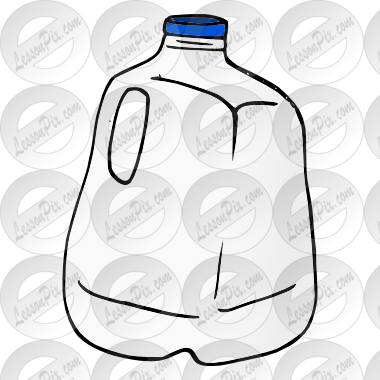 Milk Picture For Classroom   Therapy Use   Great Milk Clipart