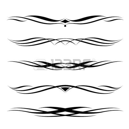 Single Line Clip Art