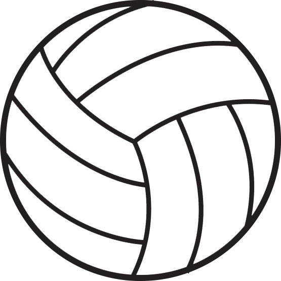 Volleyball ball ⋆ Free Vectors, Logos, Icons and Photos Downloads