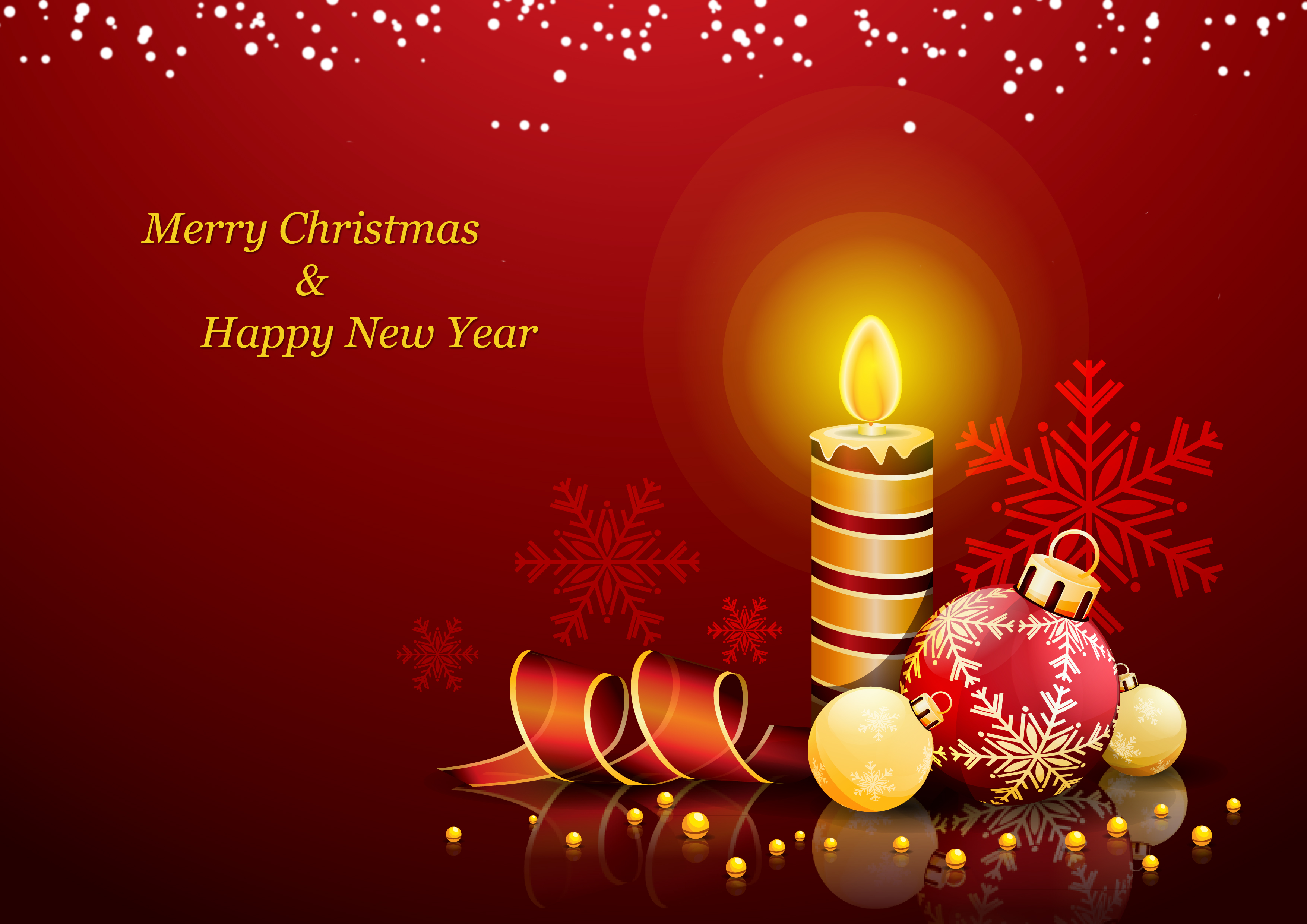We D Like To Take This Time To Offer All Our Clients A Merry