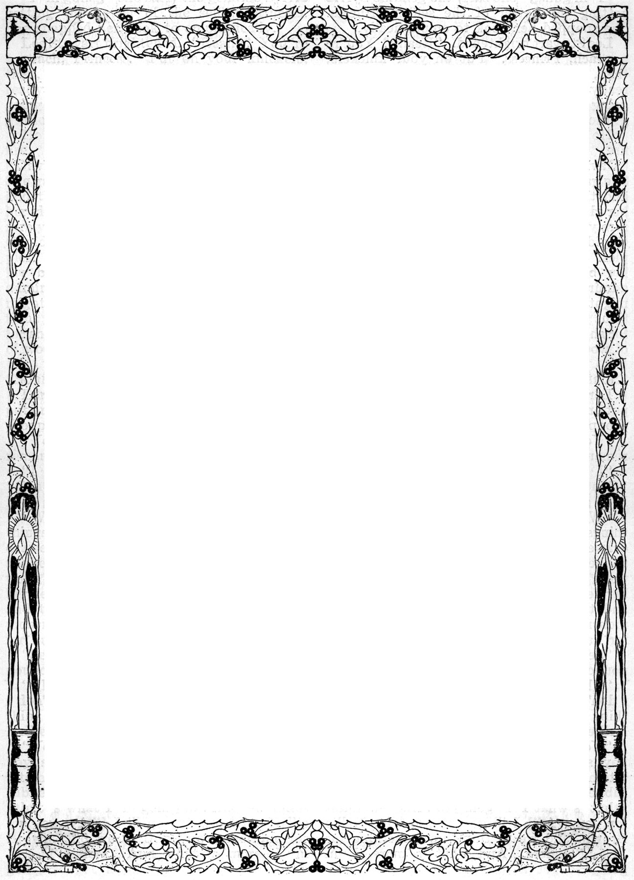 18 Decorative Page Borders Free Free Cliparts That You Can Download To
