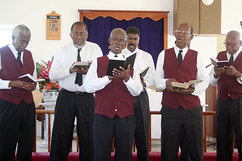 Black People Singing In Church Sometime The Black Church Can