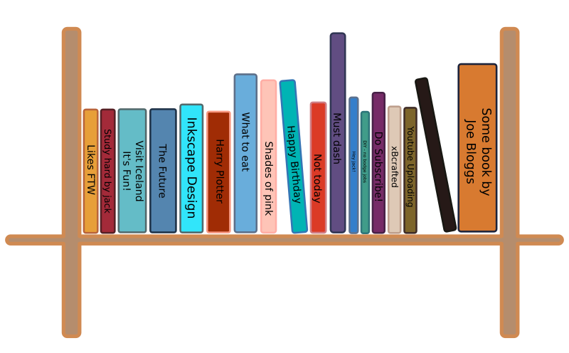Put Books On Shelf Clipart Clipart Suggest