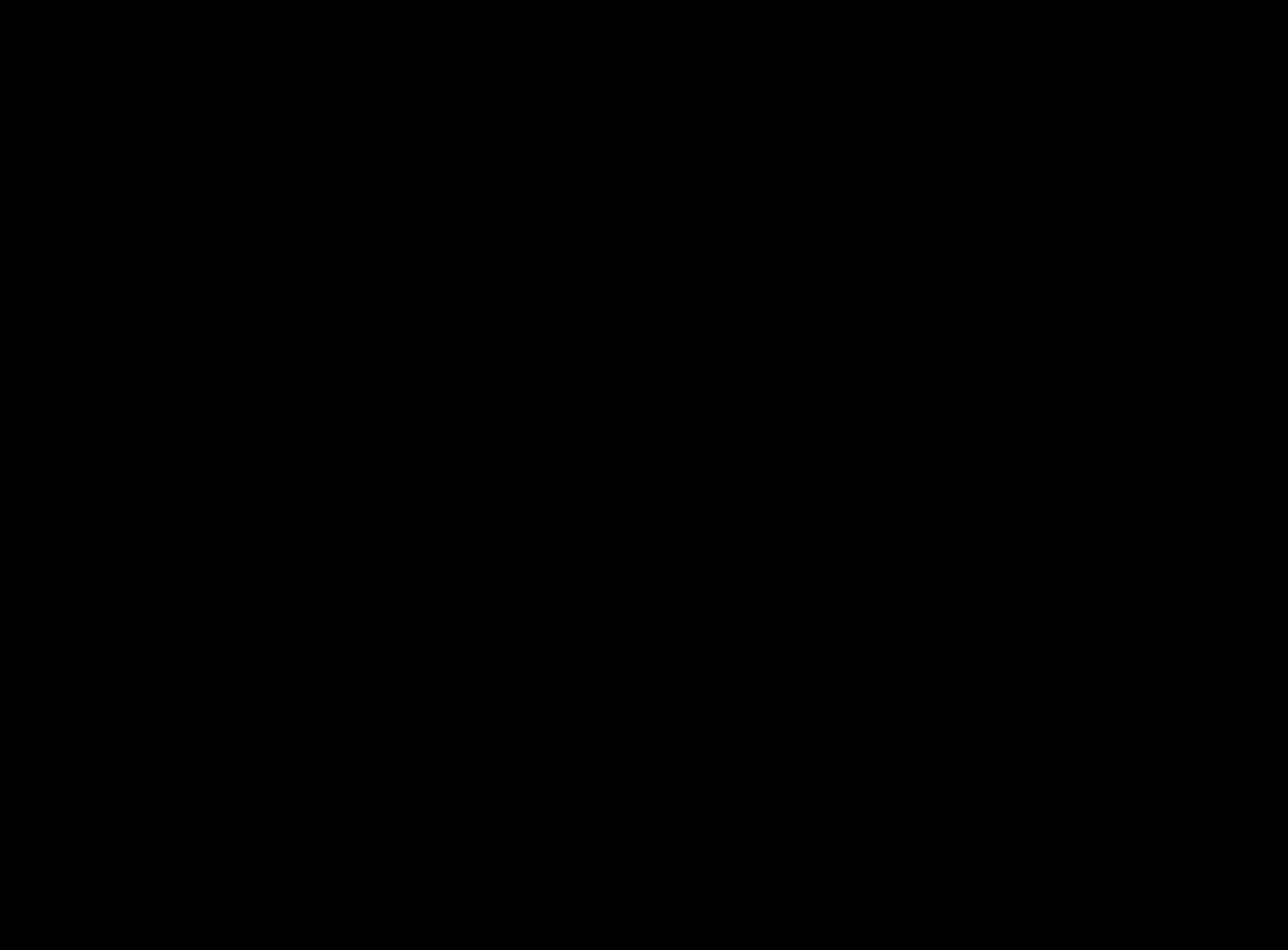 Silueta Lobo: Profile Silhouette Clipart