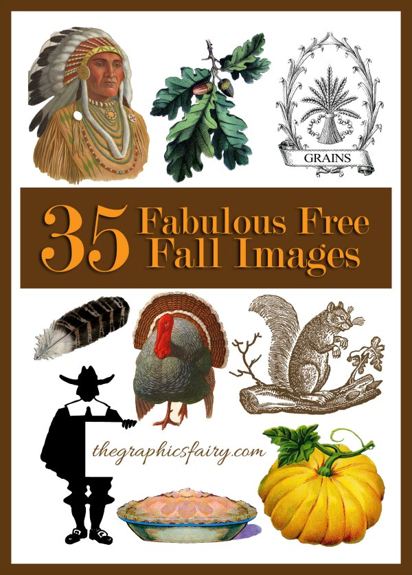Fall Clip Art Be Sure And Check Out The 35 Fall Images Here