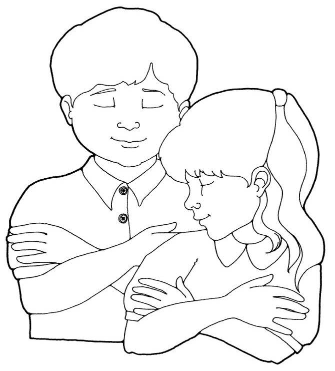 Lds coloring pages clipart clipart suggest for President monson coloring page