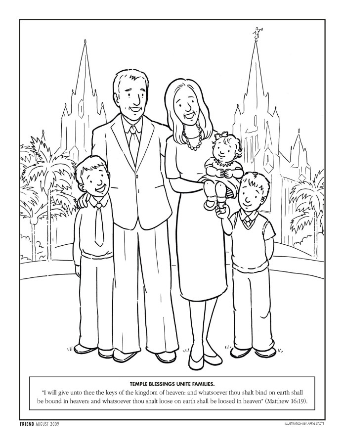 Lds Nursery Coloring Pages   Az Coloring Pages