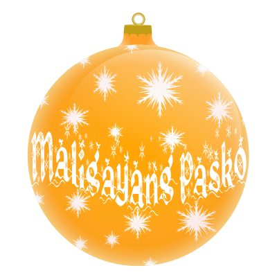 Pasko Filipino Gold   Http   Www Wpclipart Com Holiday Christmas