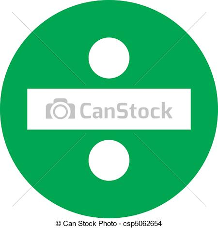 Division Symbol Clip Art Division Illustrations And Stock Art  7634
