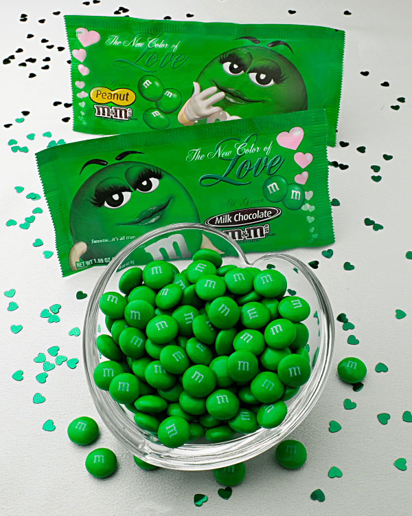 Go Green With M M S    What S All This Hype About Green M Ms Anyway