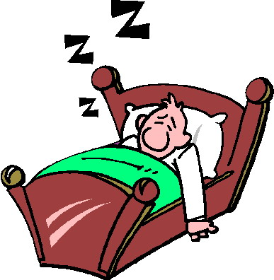 Go To Bed Clipart   Clipart Best