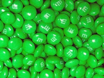 Green M M S Are One Of The Most Famous  Or Perhaps Infamous  Bulk