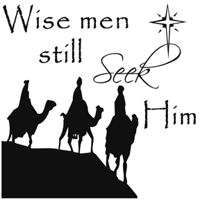3 Wise Men Silhouette Clipart Clipart Suggest