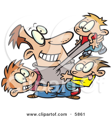 Royalty Free  Rf  Family Life Clipart   Illustrations  1