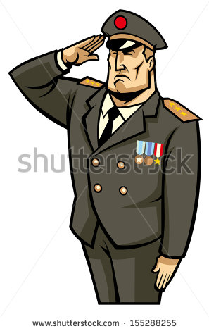Soldier Salute Stock Photos Images   Pictures   Shutterstock