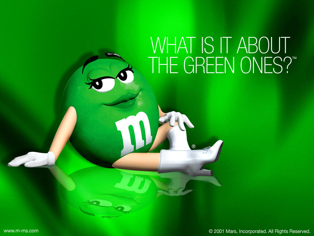 The Sexual Power Of Green M M S
