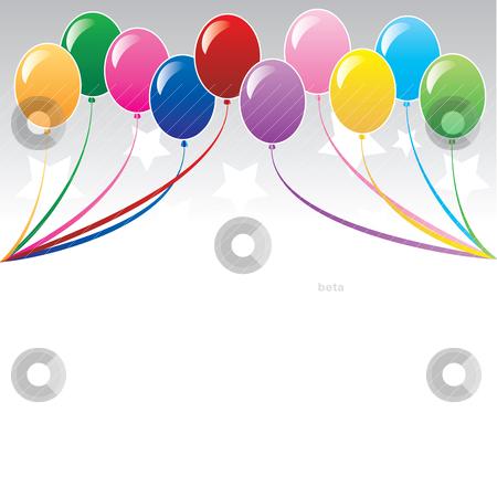 Balloon Background Clipart - Clipart Kid