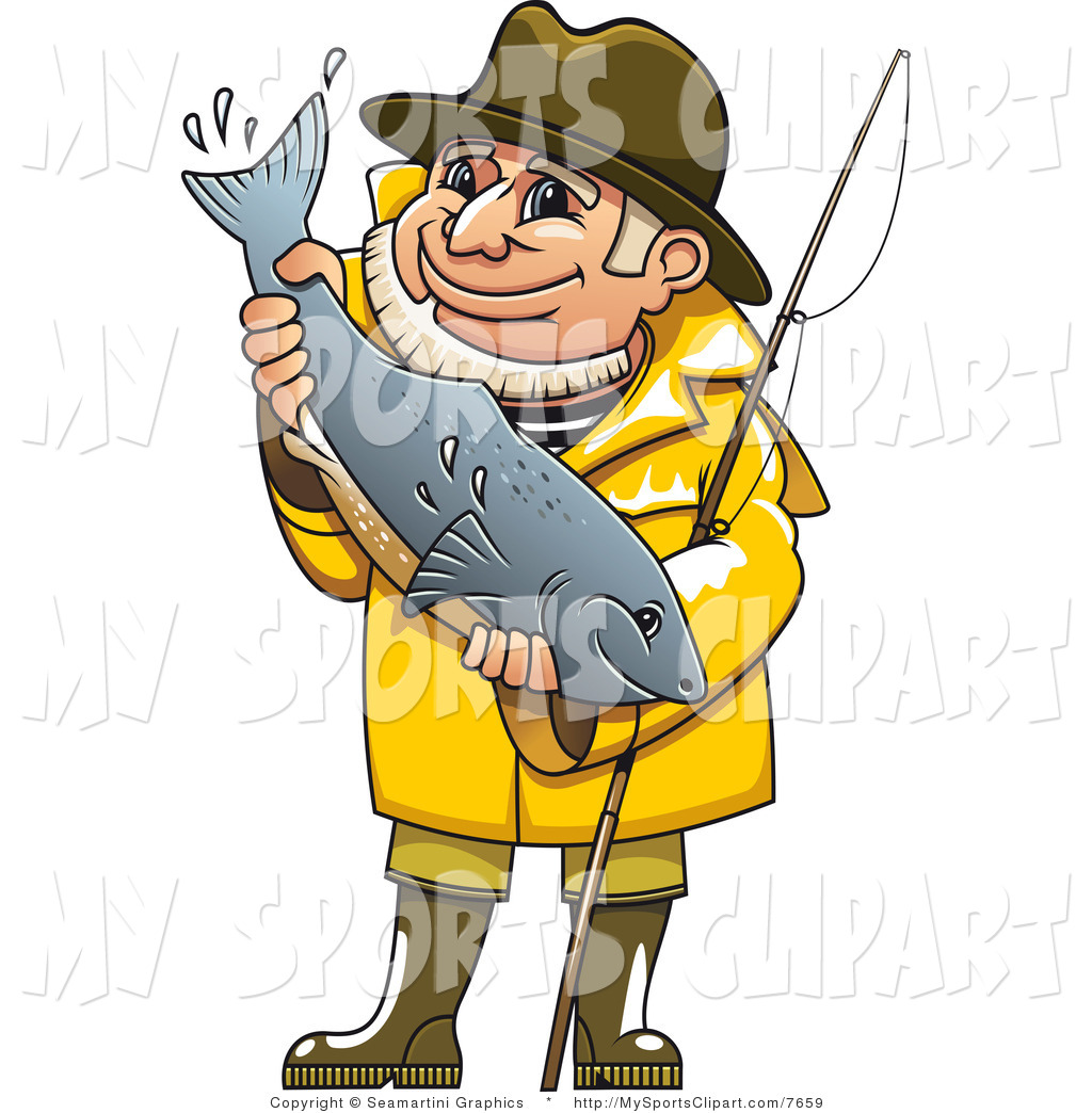 Fisherman Clipart #nBowMF - Clipart Kid