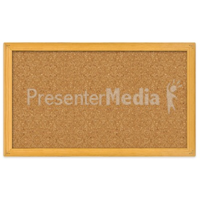 Blank Bulletin Board   Education And School   Great Clipart For