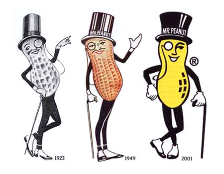 Mr  Peanut Man S Real Name Is Bartholomew Richard Fitzgerald Smythe
