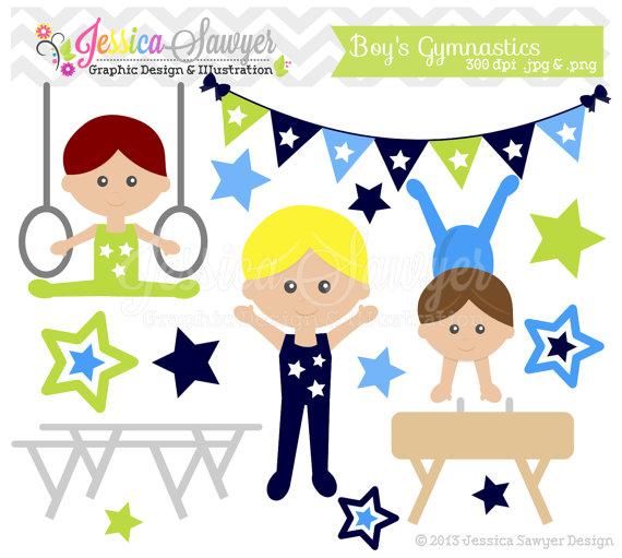 Tumbler Gymnastics Clipart - Clipart Kid