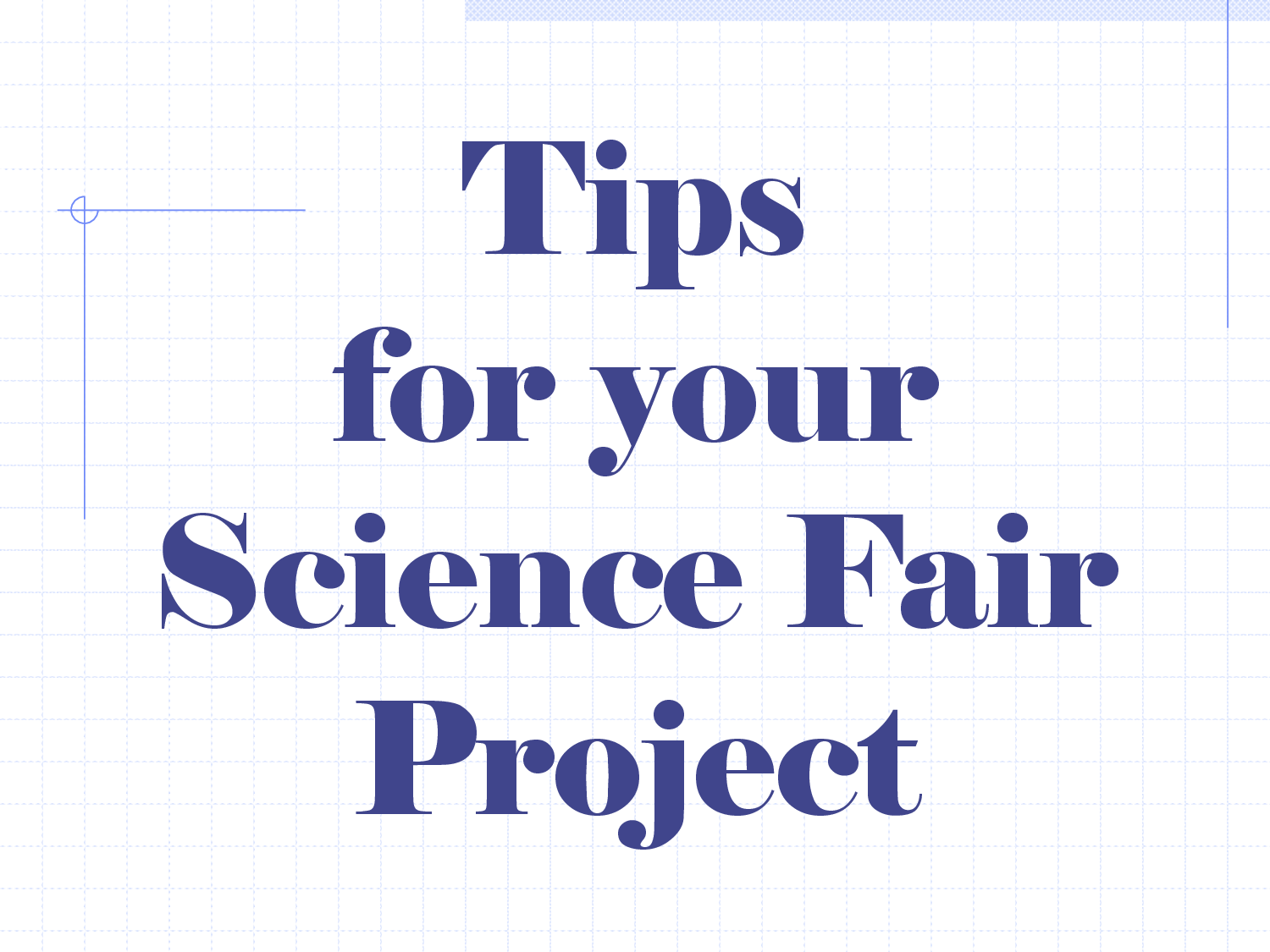 Science Hypothesis Powerpoint Science Fair Tips