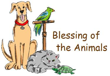 Children S Religious Education  Cre   Animal Blessing Sunday  10 3 10