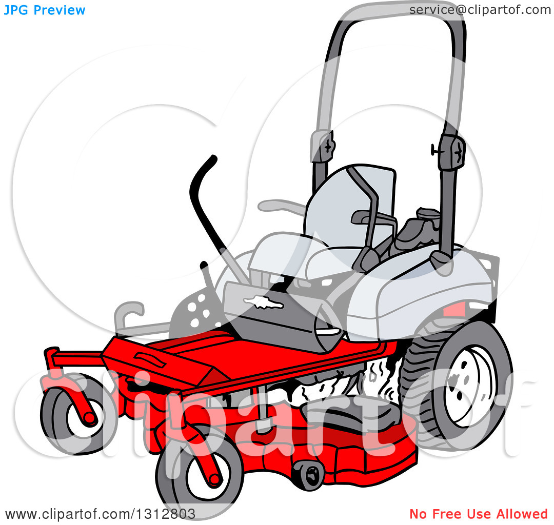 Riding Lawn Mower Clipart - Clipart Kid