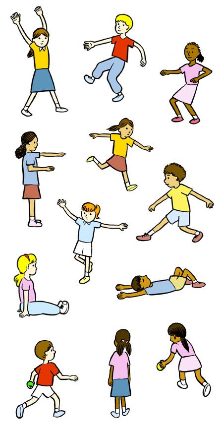 Clip Art Pe Games Clipart - Clipart Kid