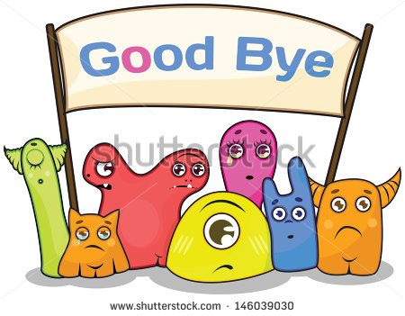funny goodbye clipart clipart suggest Clip Art Goodbye Co-Worker Sad Goodbye Clip Art