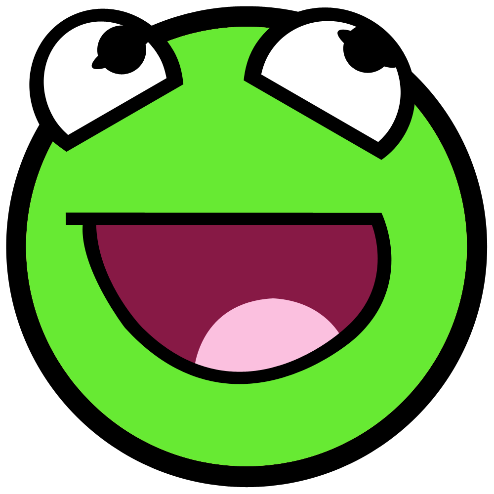 Green Smiley Face Clipart - Clipart Kid