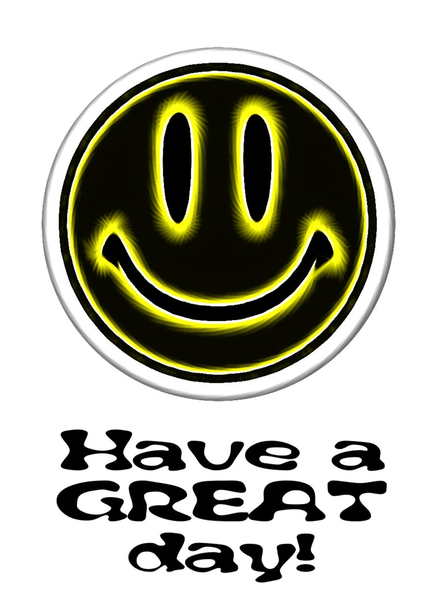 Have A Great Day Clipart Have A Great Day By Bl8antband Have