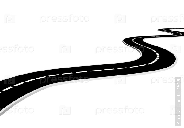 Horizontal Road Clipart - Clipart Kid
